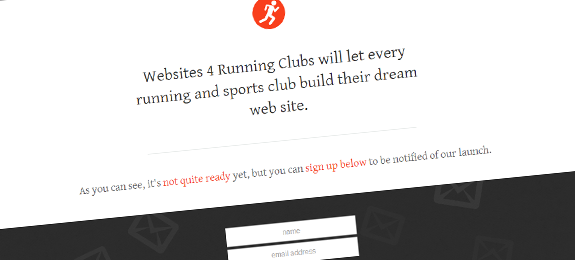 Websites 4 Running Clubs